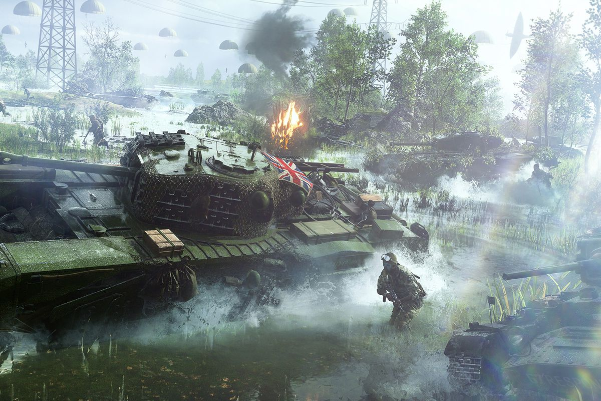 Battlefield V Beta Info Revealed – Here's the Official Details