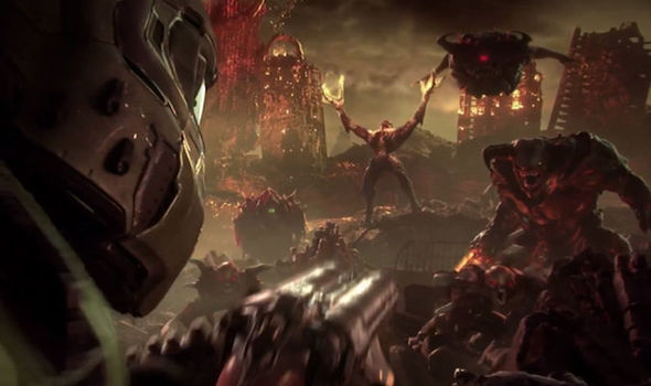 DOOM Eternal Gameplay - Watch Over 15 Minutes of Action