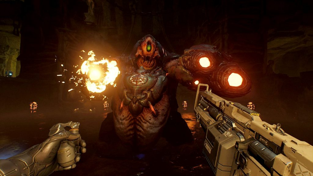 doom eternal new enemies