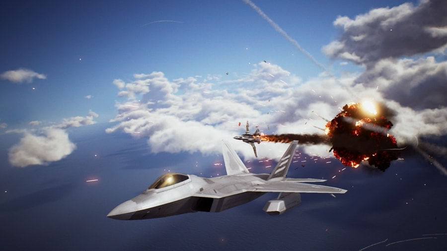 Ace Combat 7: Skies Unknown Release Date Announced in New gamescom Trailer
