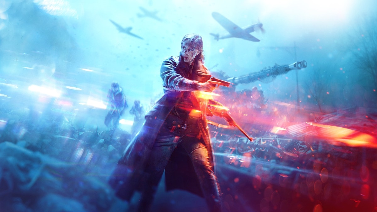 Battlefield V Closed Alpha Invites Being Sent Out