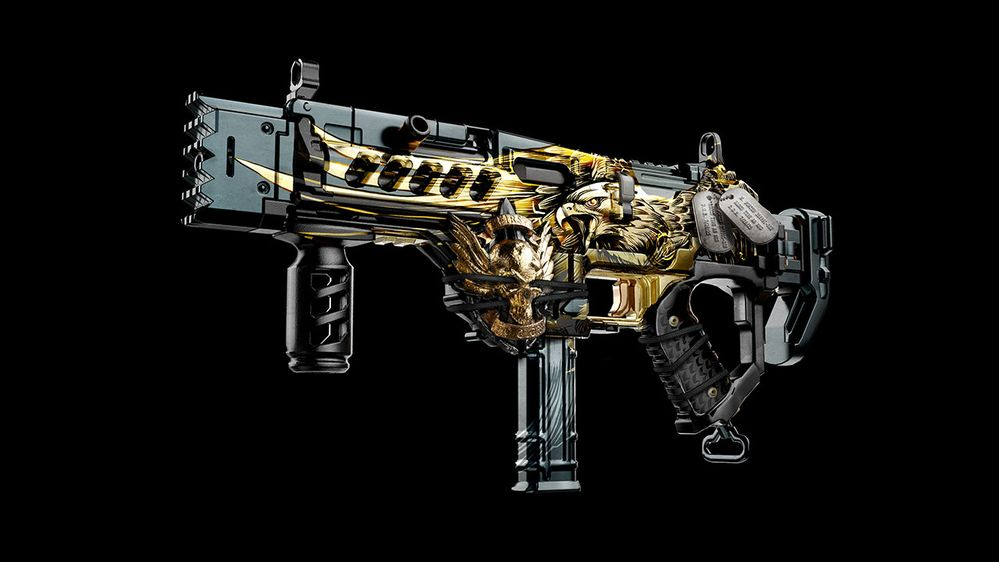black ops 4 signature weapons
