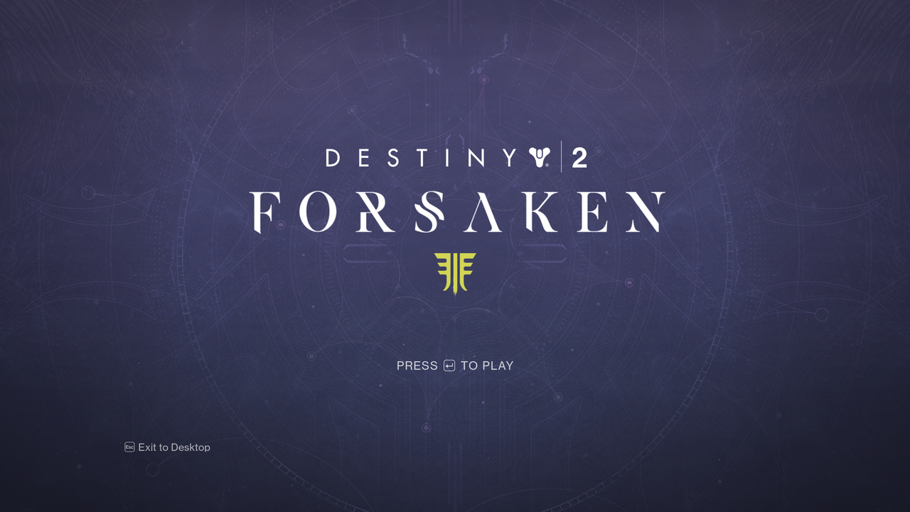 destiny 2 forsaken patch notes