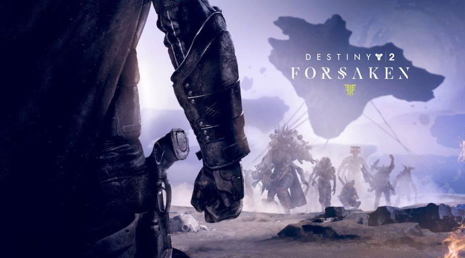 Destiny 2 Forsaken Combat Reveal Set for Tomorrow