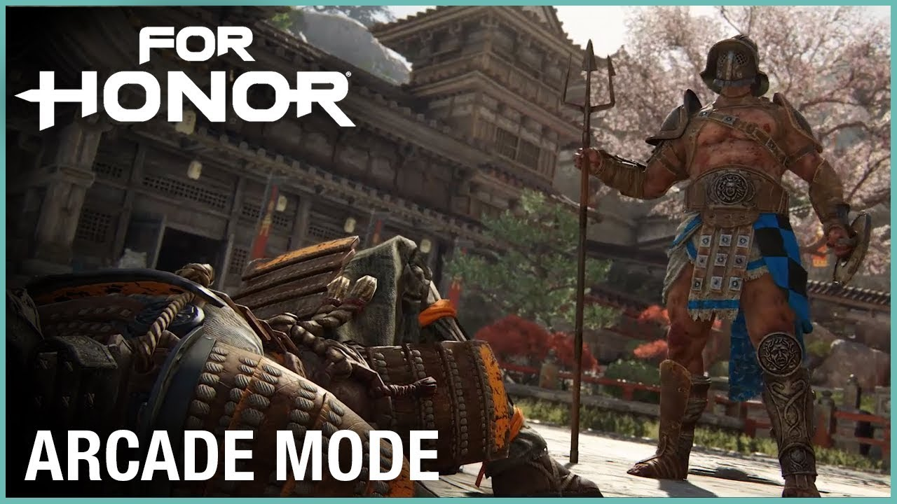 for honor arcade