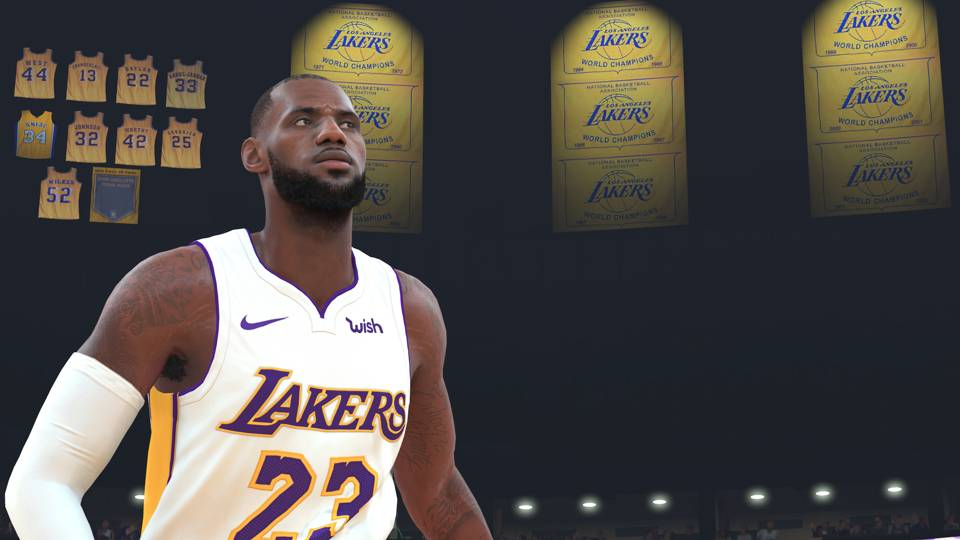 "First NBA 2K19 Trailer Wants You to ""Take the Crown"""