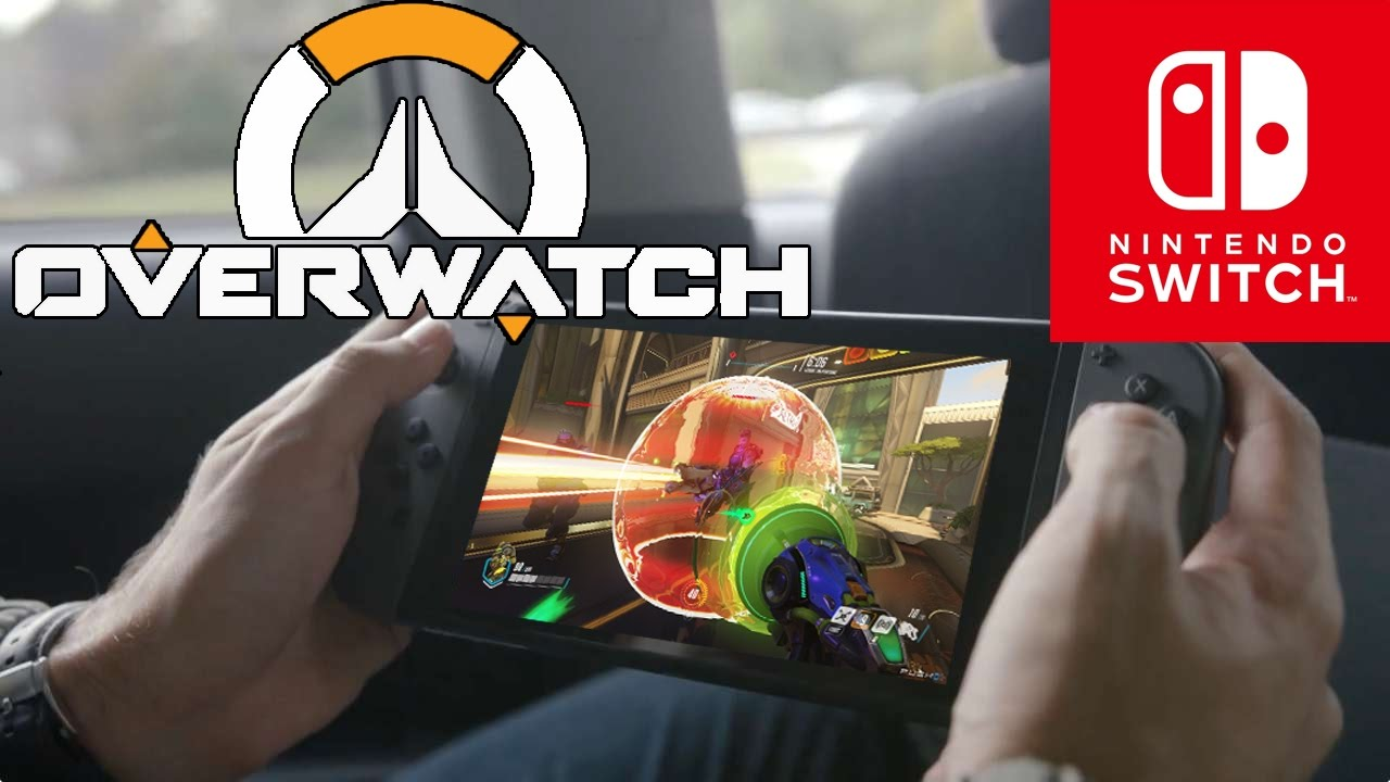 "Overwatch on Nintendo Switch ""Feasible"" According to Blizzard"