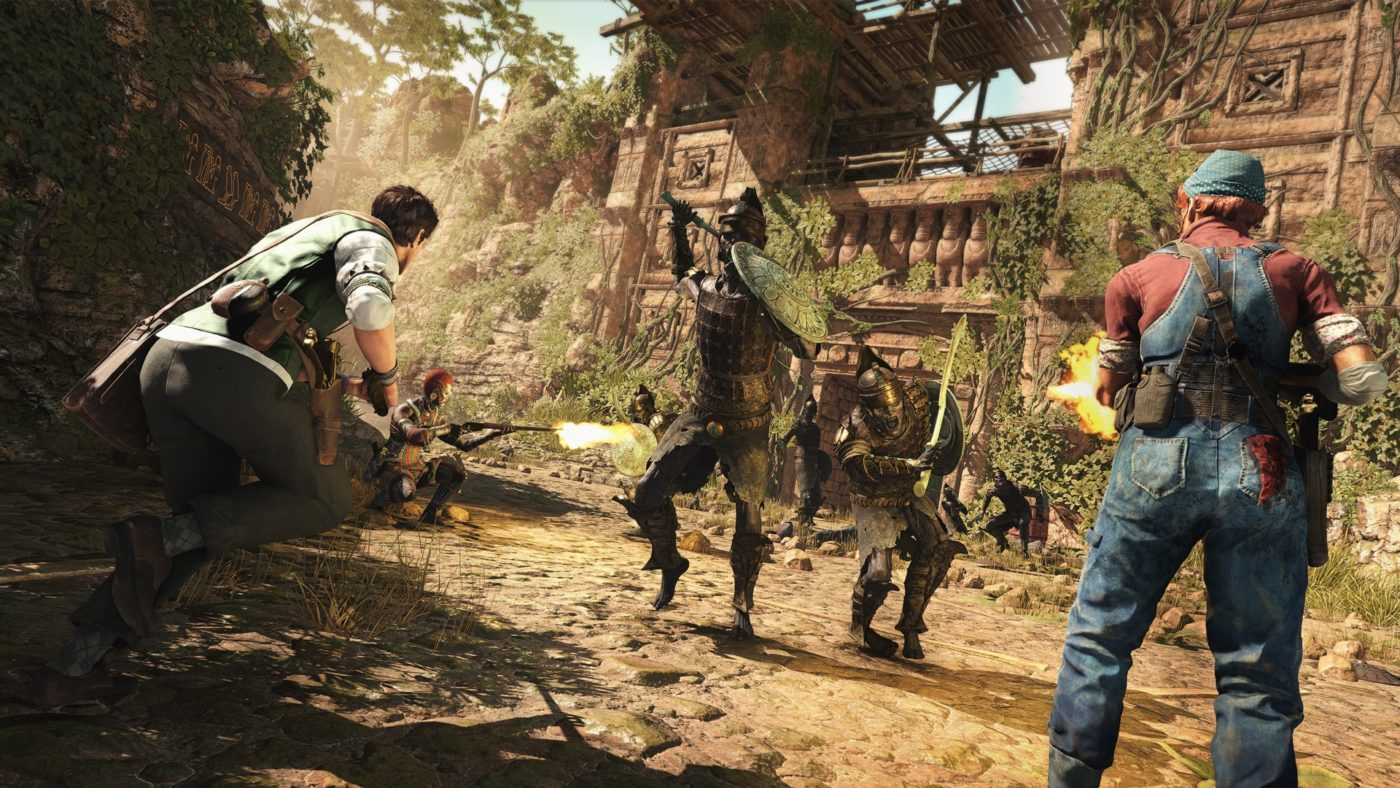 Strange Brigade Gameplay Overview Trailer Shoots Out, Brings the Fun