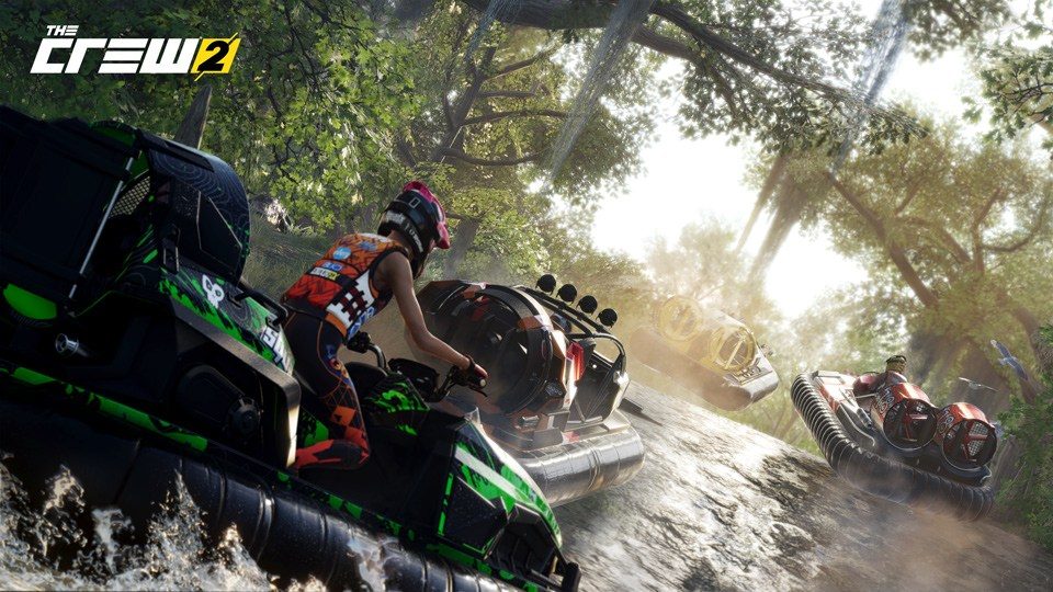 "The Crew 2 First Major Update ""Gator Rush"" Release Date Announced"