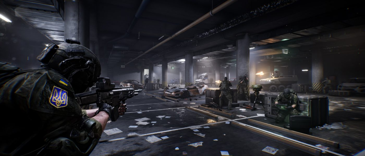 World War 3 Gameplay Trailer for gamescom Showcases Modern Combat