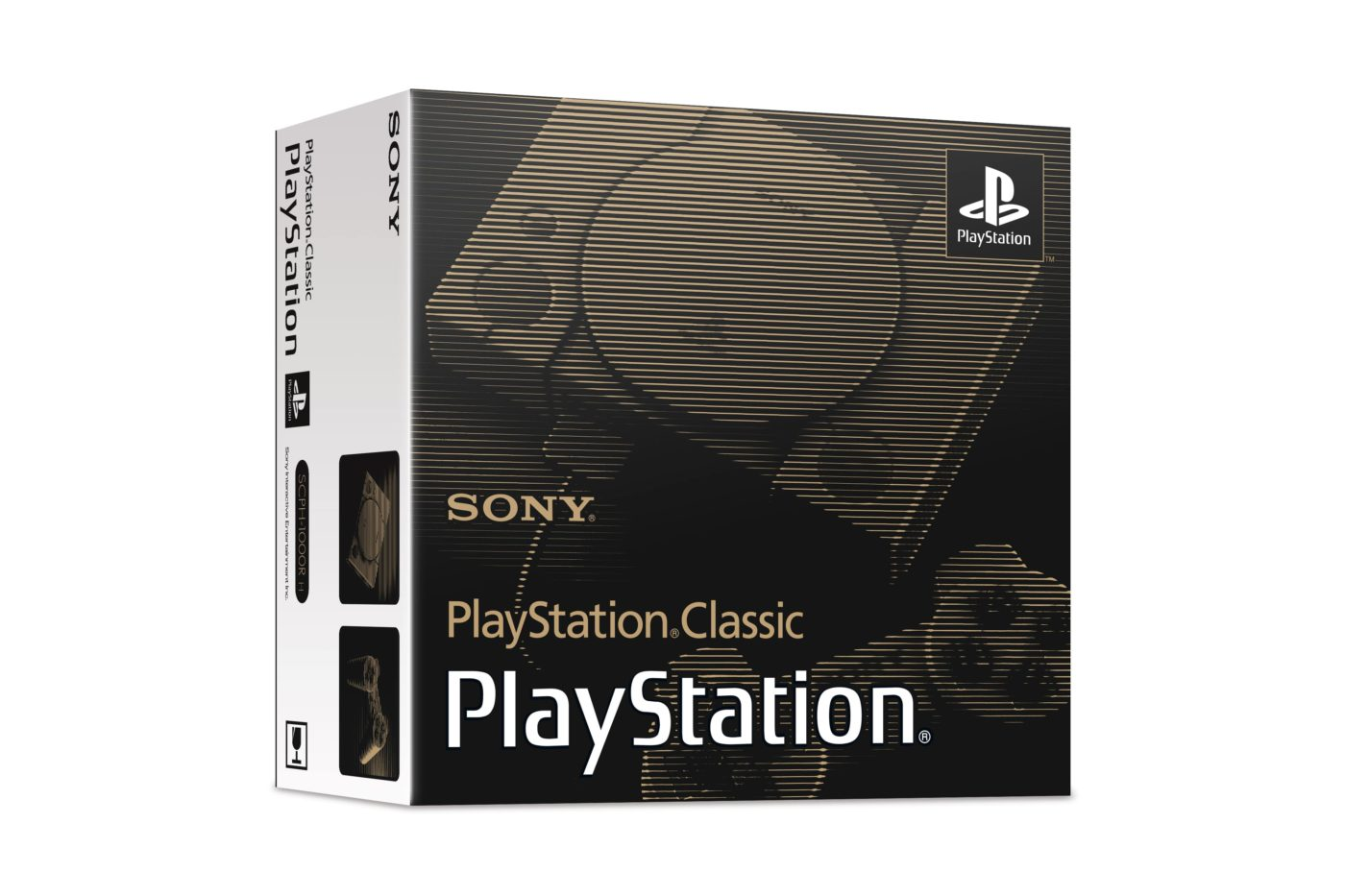 Sony Announces PlayStation Classic, Release Date, Official Specs and More Detailed