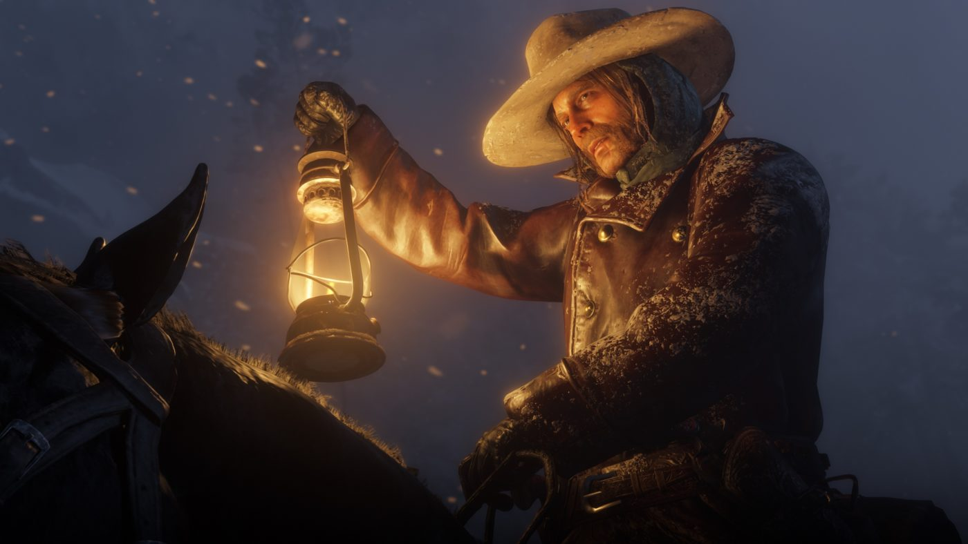 New Red Dead Redemption 2 Gameplay Covers Activities, Dead Eye, and More