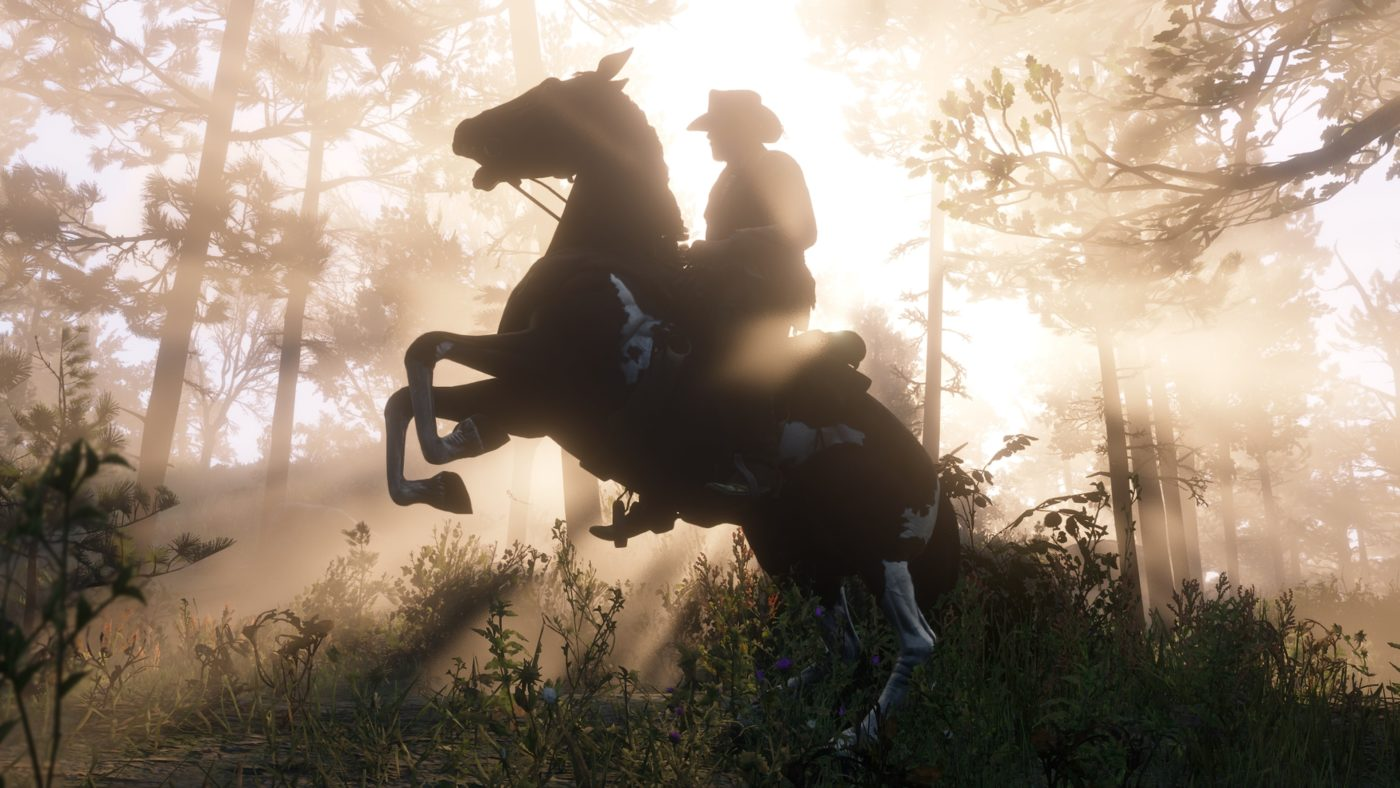 Red Dead 2 Best Horse Where And How To Get It Without Story Progression