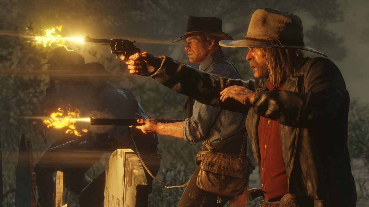 Red Dead Redemption 2 Update 1.05 Patch Notes