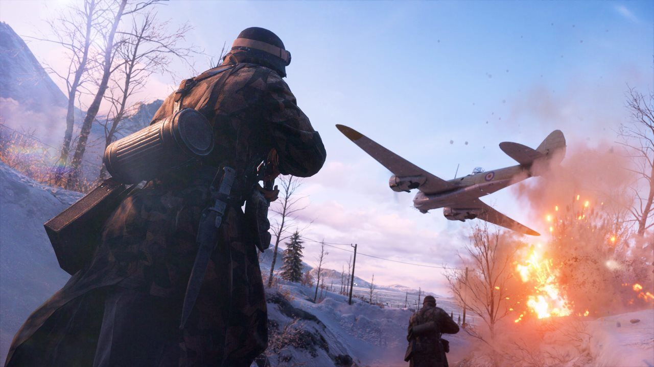 Battlefield V Beta Impressions – War of Attrition