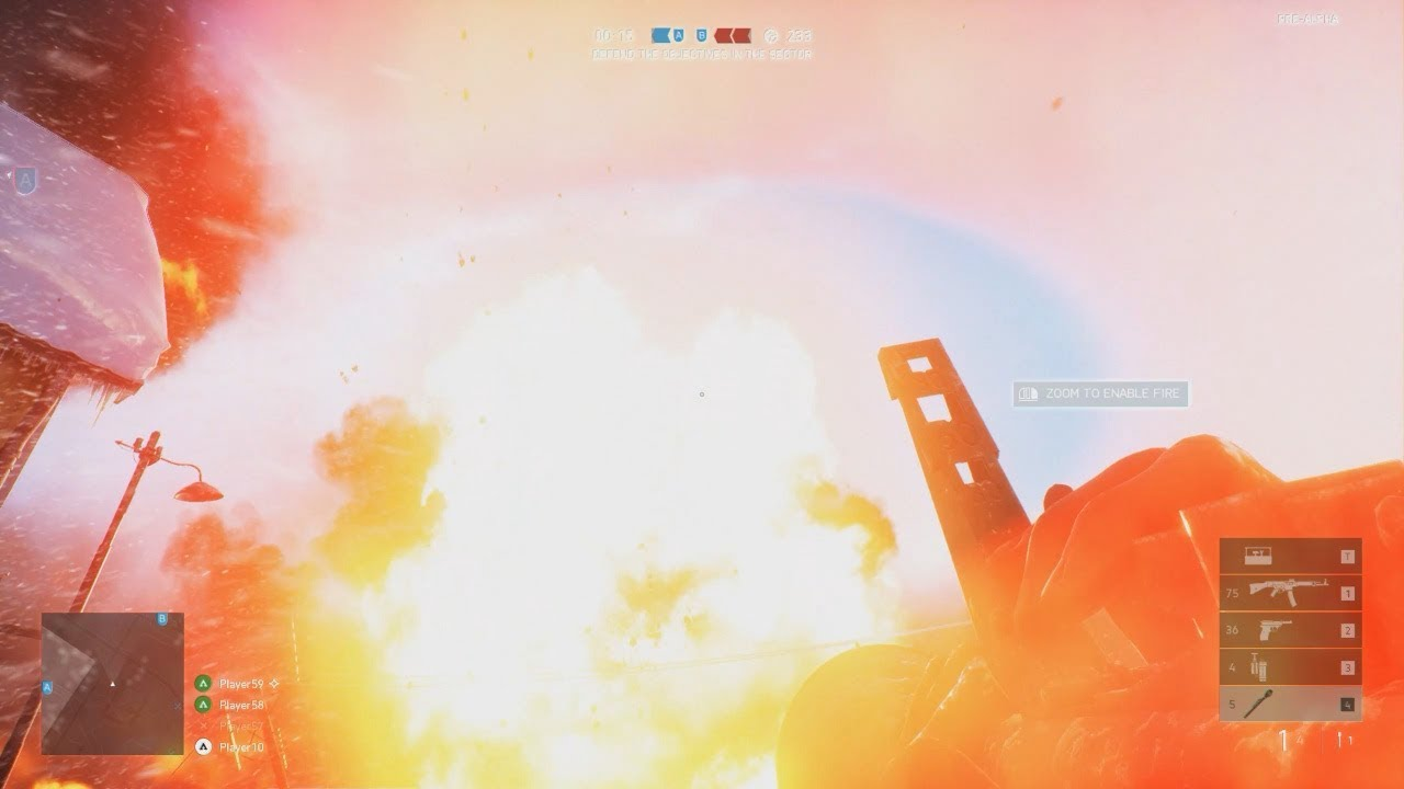 Leak: Here's Battlefield V's 'Firestorm' Battle Royale