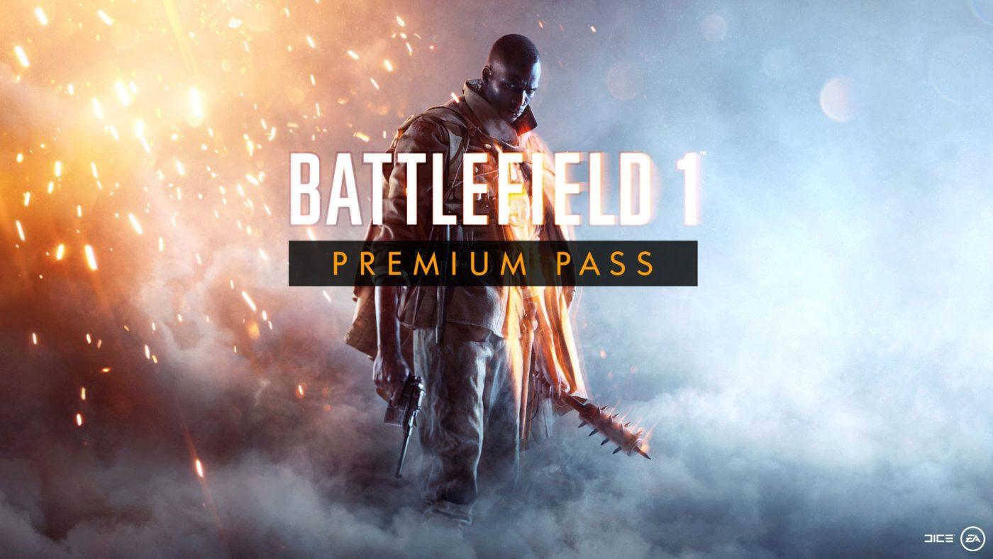 battlefield 1 premium free