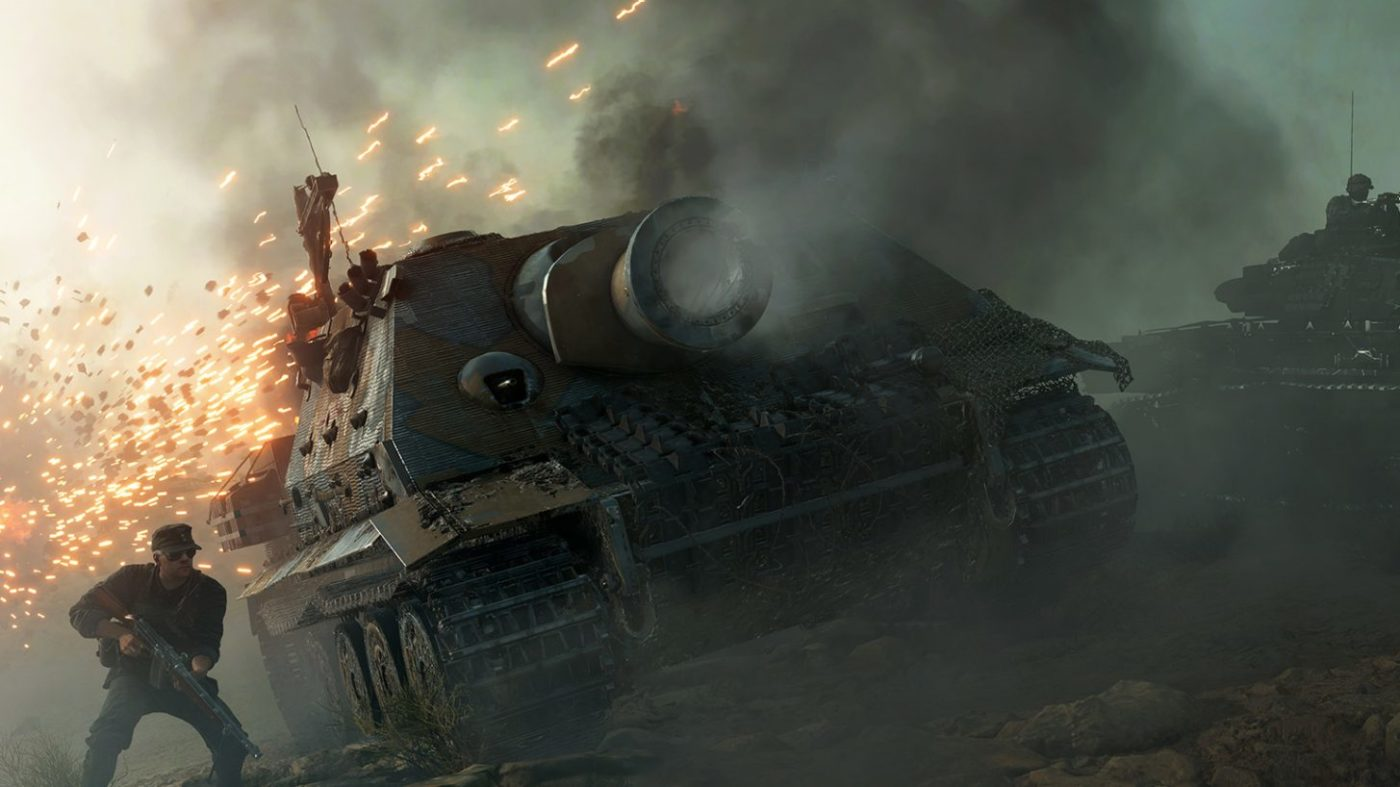 battlefield 5 tank customization release date