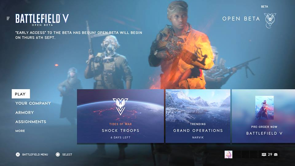 7 Things You Need to Know Before Playing the Battlefield V Beta