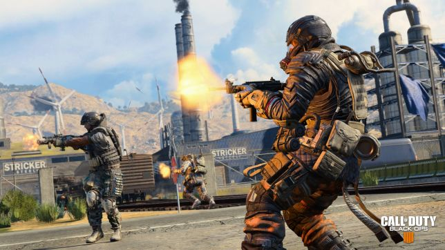 Unofficial Call of Duty: Black Ops 4 Blackout Crashing Xbox One Fix