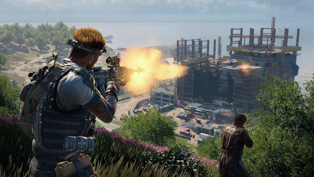 black ops 4 blackout free trial