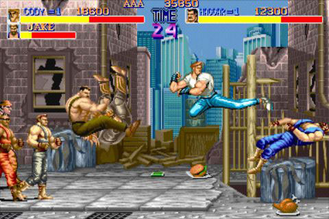 capcom beat em up collection