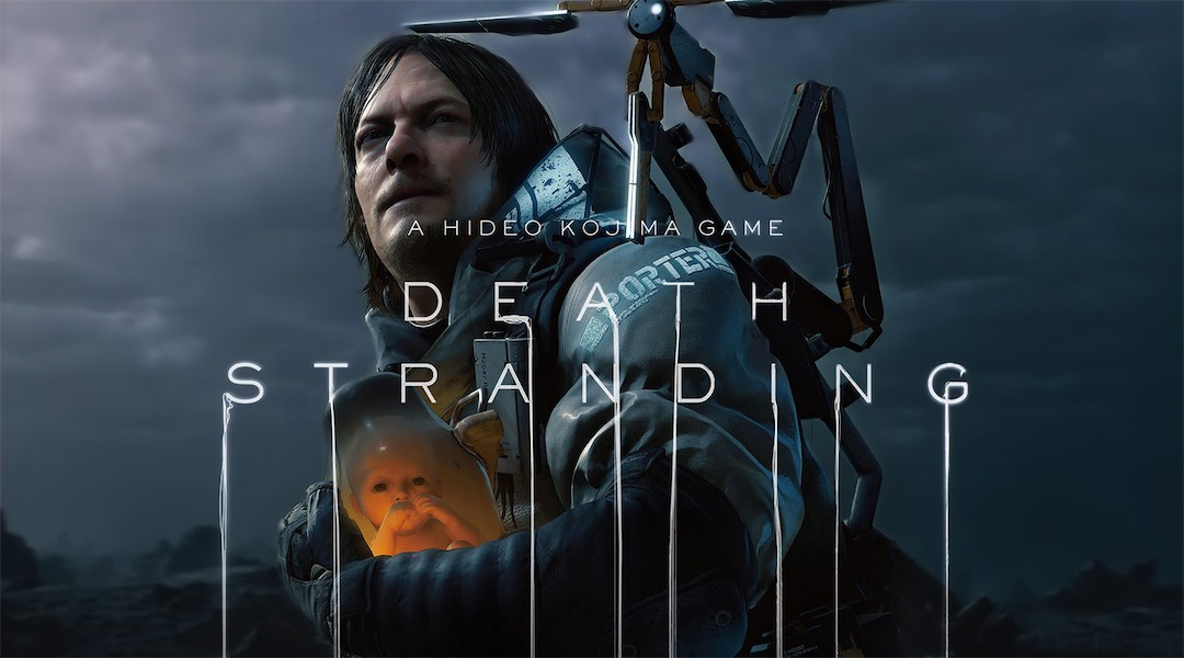 Death Stranding Heartman trailer highlights life lived 21 mins at a time