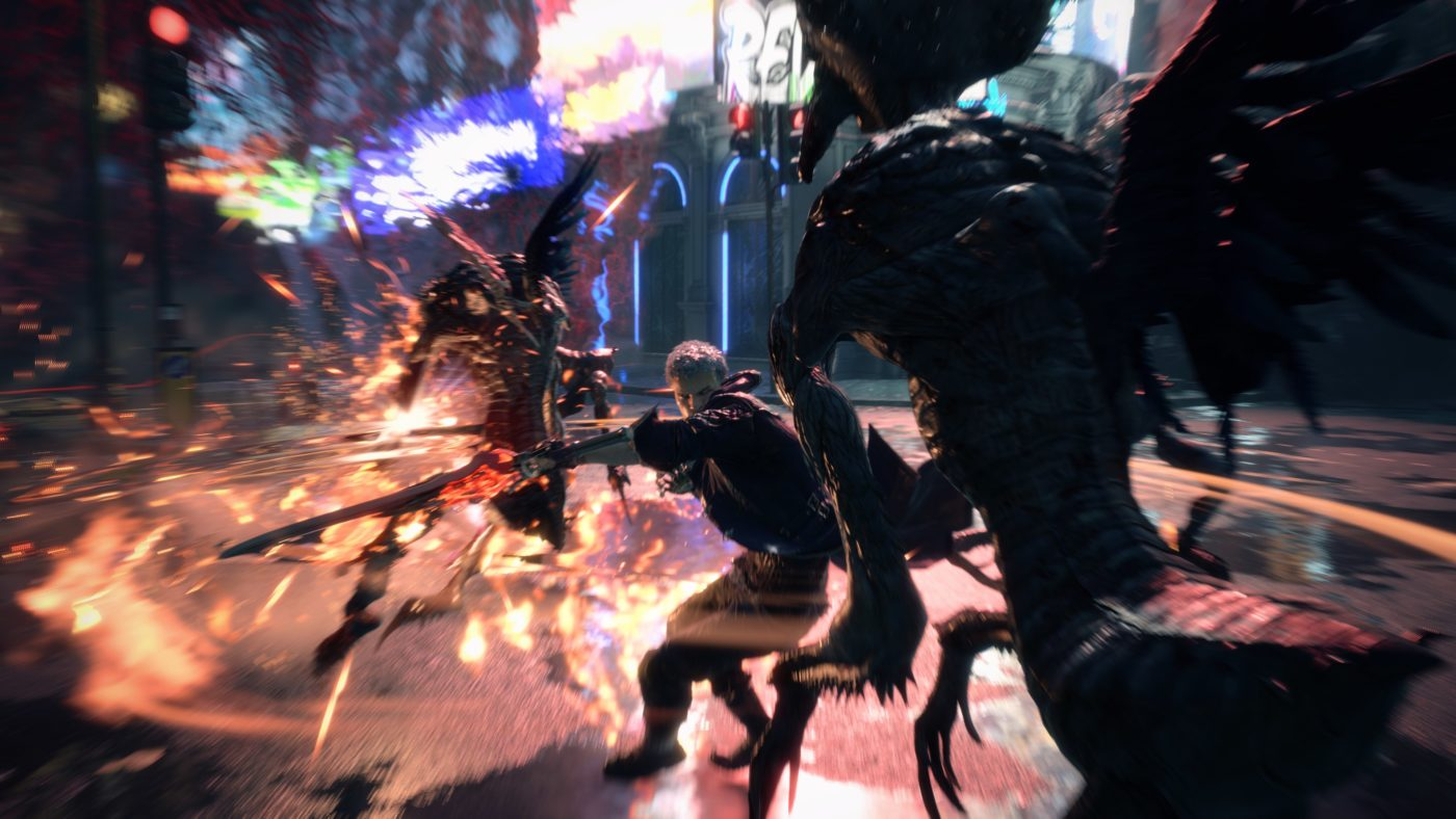 devil may cry 5 frame rate