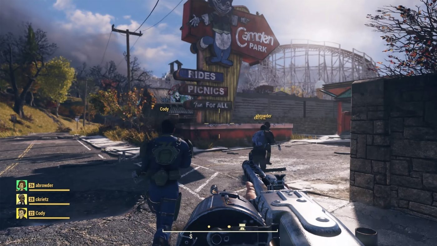 Fan Compiles List of Fallout 76 Known Issues and Bugs