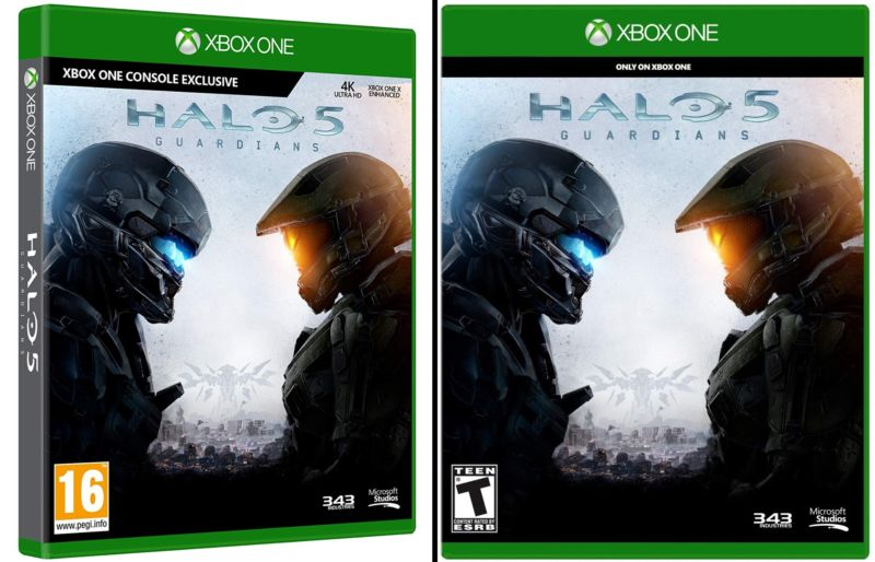 halo 5 pc release, Halo 5: Guardians Boxart Hints at PC Release, MP1st, MP1st