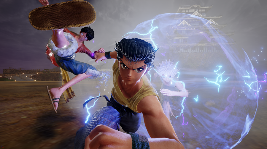 jump force beta