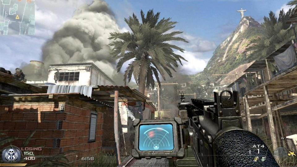 modern warfare 2 sales