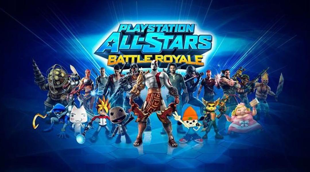 PS all stars BattleRoyale