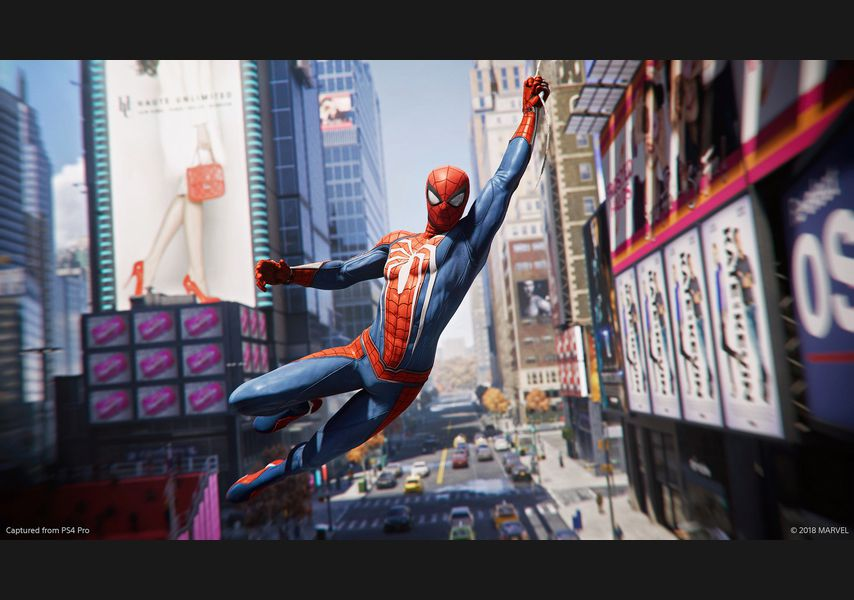 Spider-Man is a PlayStation exclusive character in Marvel's Avengers