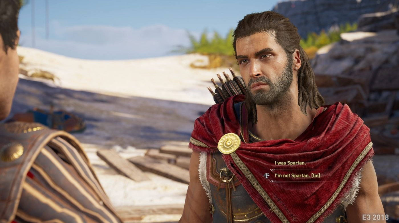 Assassin S Creed Odyssey Alexios Or Kassandra The Odyssey Question