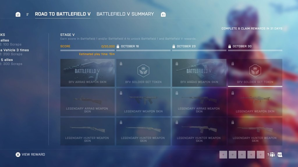 bf1 road to bf5