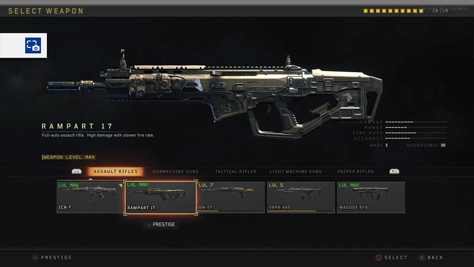 black ops 4 best guns, Top 5 Call of Duty: Black Ops 4 Best Guns in Multiplayer and Tips on How to Use Them, MP1st, MP1st