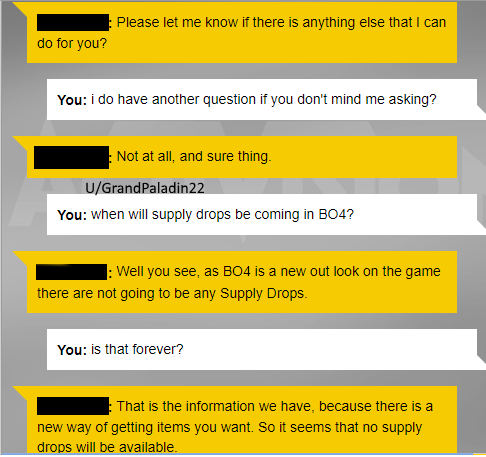 """Report: Call of Duty: Black Ops 4 Supply Drops Not Happening, """"New Way"""" of Getting Items to Be Introduced"""