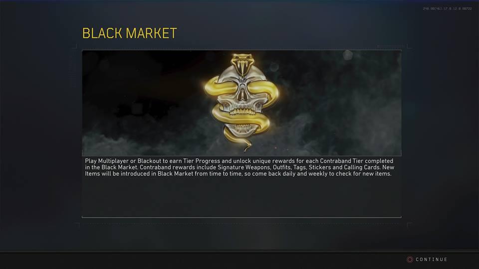 black ops 4 black market tier 200