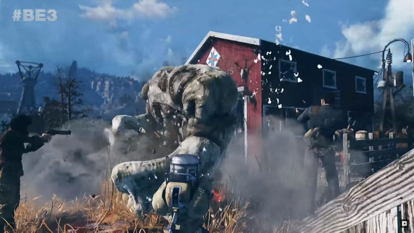 Fallout 76 Update 1 23 Patch Notes, File Size and Details