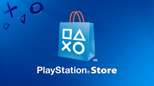 psn store new section
