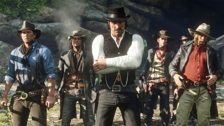 red dead redemption 2 accolades trailer