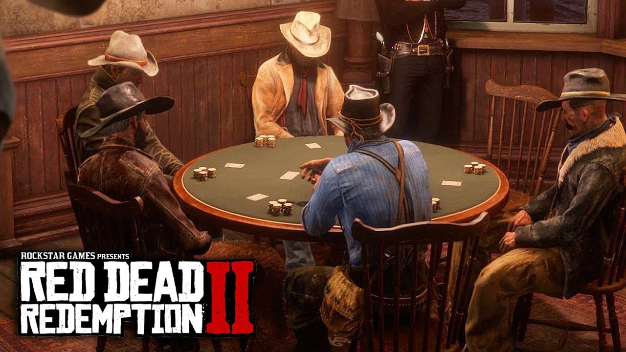 red dead redemption 2 gambling