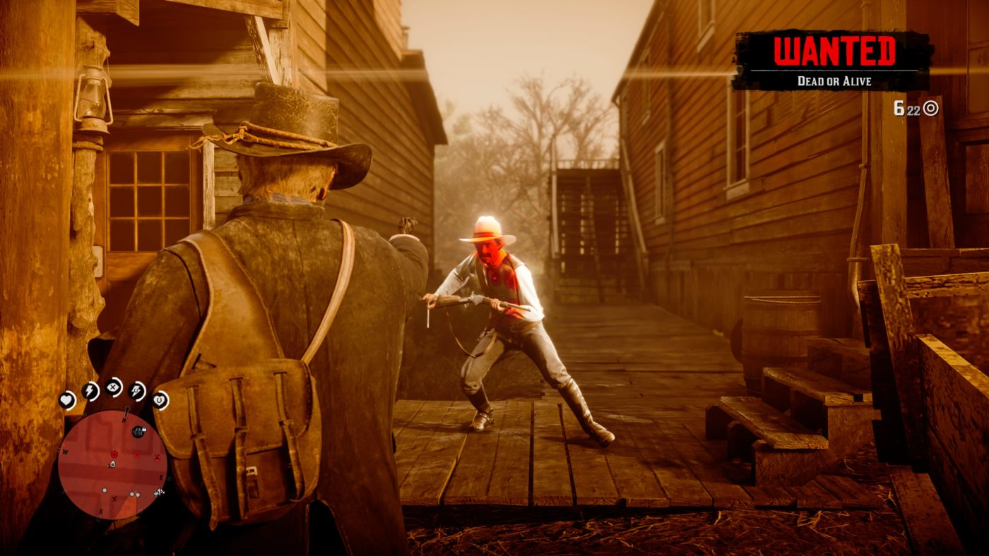 There Will Be Over 50 Red Dead Redemption 2 Weapons Available, Here's How Customization Works