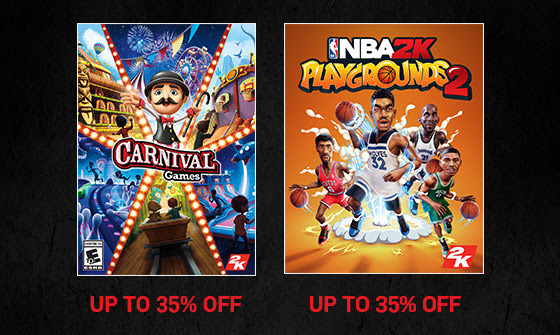 2k games black friday sale, 2K Games Black Friday Sale Announced, Here Are the Discounted Games, MP1st, MP1st