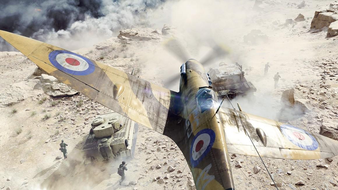 Breakthrough Is Battlefield V's New Best PTFO Game Mode