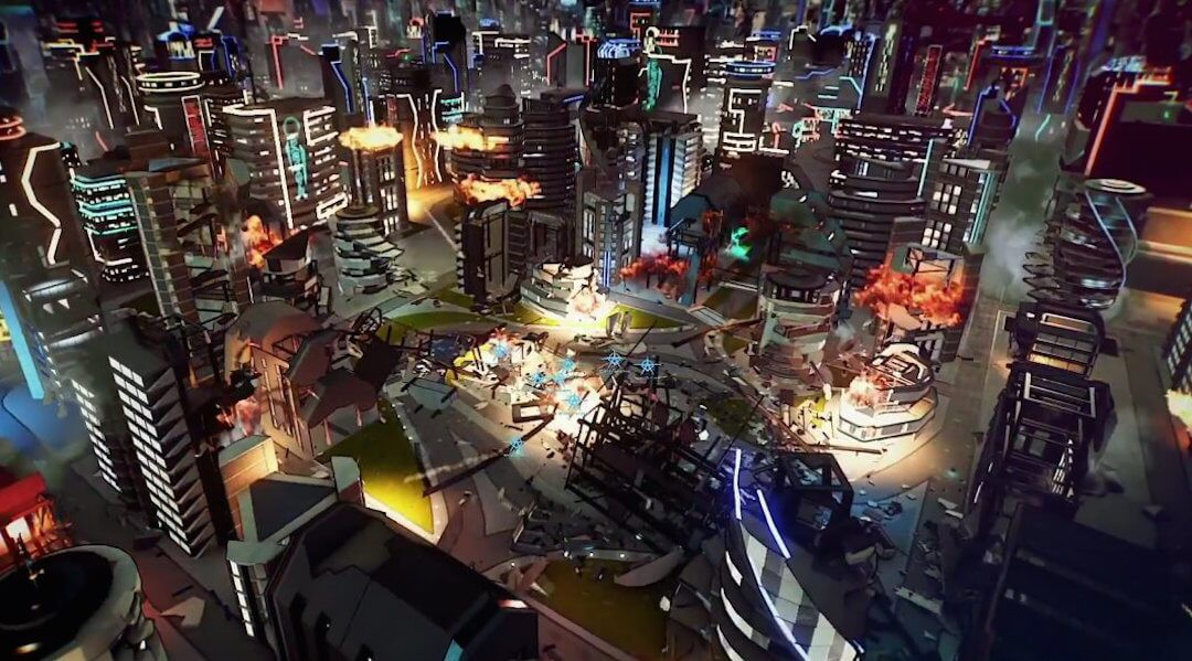 crackdown 3 multiplayer gameplay