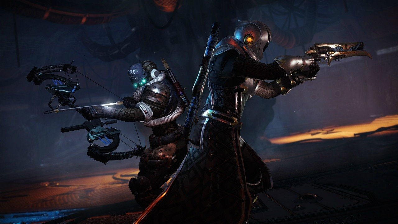 Destiny 2 Next-Gen Features