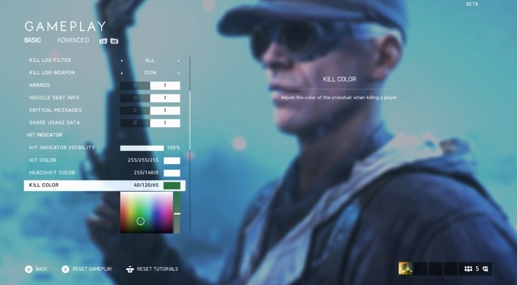 battlefield 5 best console settings