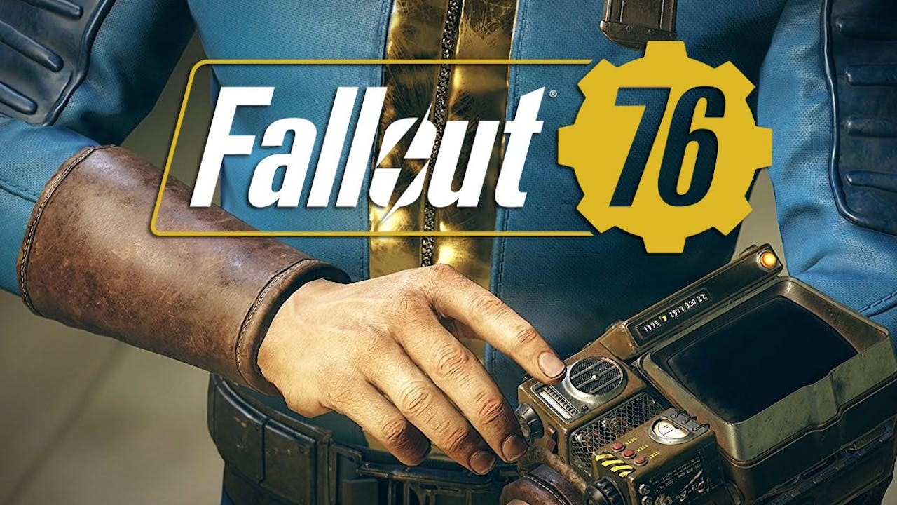 Fallout 76 has a massive day one patch